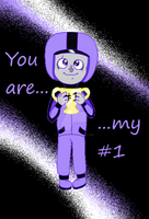 You are....my #1 by Estefanoida