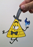 Bill Paperchild by OEmilyThePenguinO