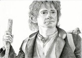 The Hobbit by JoseCampos
