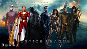 Banner JusticeLeague by AztekGosth864