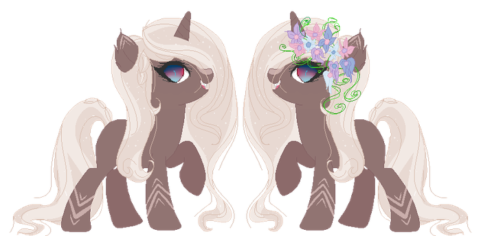 Pony Auction |CLOSED| by Dulka-Adopt