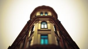 W.Q.M. Tilt-Shift by Lagnar2010