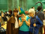 Rise Of The Guardians cosplay group by 77Flower77