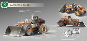 Kamowac CL-320 by Coolb3rt