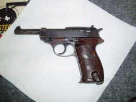 Walther P38 by FNPhil