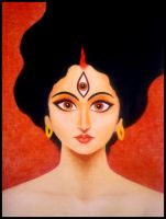 awaken the goddess within by subhankar-biswas