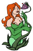 Poison Ivy by anoneemoose