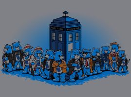 Doctor Who Cares by adiehltwin