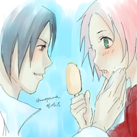 :sasusaku: sweet honey by annapurnawang
