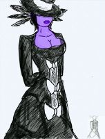 GOTH NIGHTSHROUD COLOR  by faisalorb by DEVIOUS-DISCORD-RP