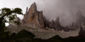Speed Paint 3 - October 16, 2013 by Wreckluse