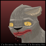Becoming The Monster by cantbreath45