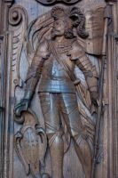 Wood Knight by Stichflamme-Stock