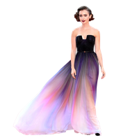 Lily Collins Png by Danger-Sugar