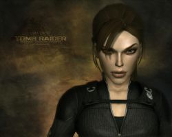 New Lara Croft Adventure by Halli-well