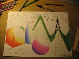 math can have colours too by WeLNiuXtea