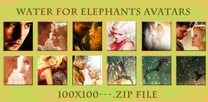 Water For Elephants Avatars by BohemianResources