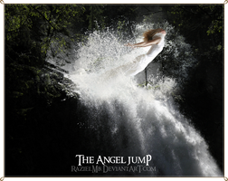 The Angel jump by RazielMB