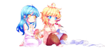 Busy Cheebs by himawari-tan