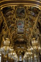 Paris Opera by albertsphotos