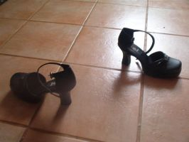 High Heels 01 by Lucy-Eth-Stock