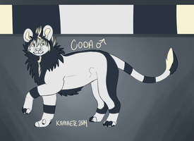 Coda Reference Sheet by Kama-ItaeteXIII