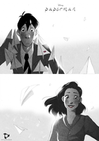 Paperman by N-A-R-I