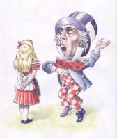 Mad Hatter's Tango by Satsumo