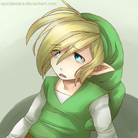 Link once again. by EpicDeidara