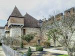Medieval guards house - Cahors 09 by HermitCrabStock