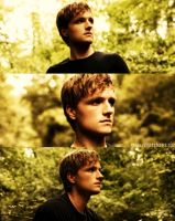 Peeta Melark by WhovianForLife