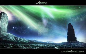 Aurora Collaboration by Casperium