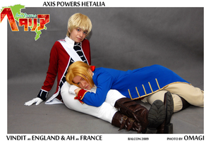 APH - France + England moment by AHu-PL