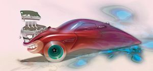 Natural discovery Hot Wheels by candyrod
