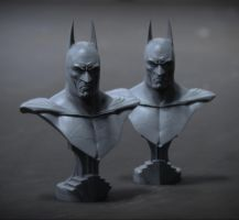 Batman Bust 2 by Thyke