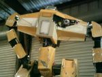Life size borderlands loader bot WIP almost dun3 by drnightshade