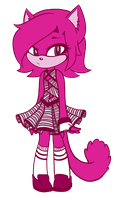 sonic character adopt by missfridge