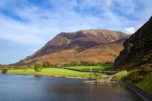 Crummock Water by Daniel-Wales-Images