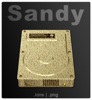 Sandy, the icon set. by Gillian0