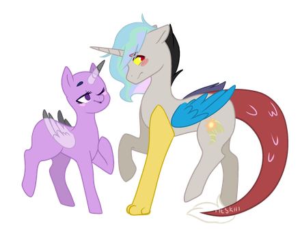 [OPEN Collab] Hello there butiful by heskiii