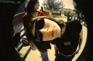 fisheye by hemoglobina
