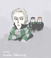 Draco, Vincent, Gregory by SenselessJabberwocky