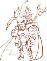 SD Theomont sketch by Mailus