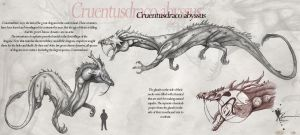 Cruentusdraco abyssus by Kevin-Studios