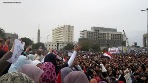 Egypt Revolution 30 by thefreewolf