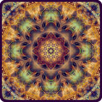 Fortune - Mandala by Lilyas