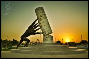 (Saving Iraq) Monument by suuf