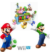 E3 2013: Super Mario 3D World for the Wii U by Legend-tony980