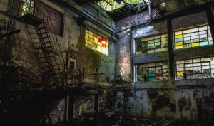 Paper Mill 05 by Bestarns