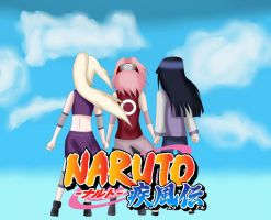 Naruto: We will fight together by CiocoLoco97
